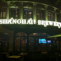 Photo taken at Shanghai Brewery by Williams on 5/13/2012
