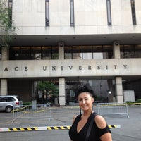 Photo taken at Pace University by Jaan on 5/27/2012
