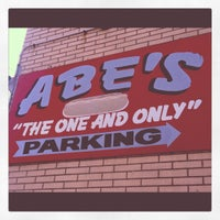 Photo taken at Abe's Hot Dogs by Natalie on 7/6/2012