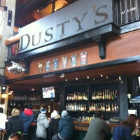 Photo taken at Dusty's Bar and BBQ by Joe L. on 3/10/2012