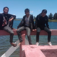 Photo taken at Danau Atas by Jefrey R. on 4/29/2012