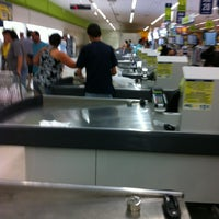 Photo taken at Carrefour by Luciana A. on 3/10/2012