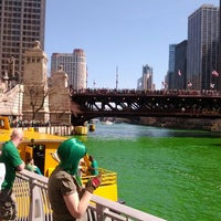 Photo prise au Chicago Riverwalk par Вадим Т. le3/17/2012