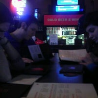 Photo taken at Delta Lion Pub by Meeyoun S. on 3/11/2012