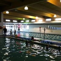 Photo taken at DuPage Swimming Center by Steve Z. on 3/3/2012