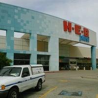 Photo taken at H-E-B plus! by Leean B. on 6/20/2012