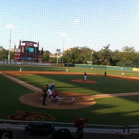 Photo taken at Dick Howser Stadium - Mike Martin Field by Rusty H. on 4/10/2012