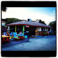 Photo taken at A1A Burrito Works Taco Shop by Keegan A. on 9/2/2012