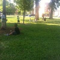 Photo taken at Douglas (Stephen) Park by Johnny K. on 6/7/2012