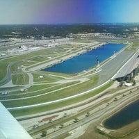 Photo taken at Daytona Beach International Airport (DAB) by Russ B. on 4/26/2012