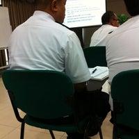 Photo taken at Dewan Kuliah AIMM by leefetaH n. on 4/7/2012