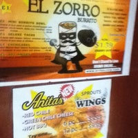 Photo taken at Anita's New Mexican Style Mexican Food by Scott H. on 3/30/2012