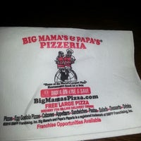 Photo taken at Big Mamas & Papas Pizzeria by Derek J. on 9/7/2012