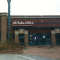 Photo taken at Ali Baba Grill by Chris R. on 4/2/2012