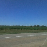 Photo taken at I-39 & US-30 by Jay J. on 8/17/2012
