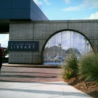 Photo taken at McAllen Public Library by Laura C. on 7/17/2012