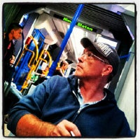 Photo taken at Tram 24 Centraal Station - VU by robin g. on 7/10/2012