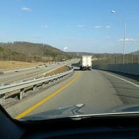 Photo taken at I-64 Eastbound by Patty W. on 2/17/2012