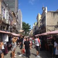 Foto tirada no(a) Feira do Rio Antigo por Danilo T. em 9/1/2012