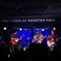 Photo taken at The Studio at Webster Hall by Daniel P. on 4/11/2012