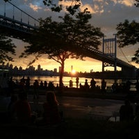 Photo taken at Astoria Park by Joe L. on 6/26/2012