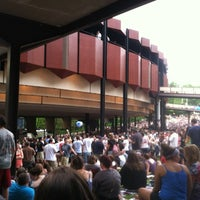 Photo taken at Saratoga Performing Arts Center by Bryan M. on 6/8/2012