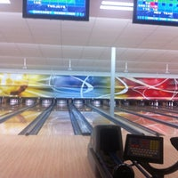Photo taken at AMF Bowling by Julie B. on 3/25/2012