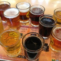 Photo taken at Santa Fe Brewing Company by Jennifer A. on 9/1/2012