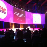 Photo taken at The Next Web Conference by Wouter V. on 4/27/2012