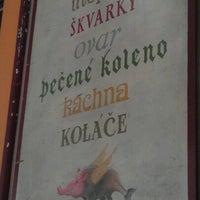 6/24/2012 tarihinde Maja S.ziyaretçi tarafından U Provaznice'de çekilen fotoğraf