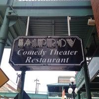 Photo taken at Tampa Improv by Tim J. on 8/29/2012