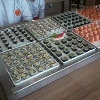 Photo taken at IRÔ Sushi by Fabio F. on 8/8/2012