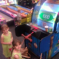 Photo taken at Peter Piper Pizza by Jesse K. on 3/24/2012