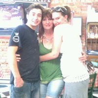Photo taken at Oliveri's Pizza by Wendy P. on 8/11/2012