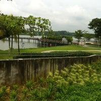 Photo taken at Car Park @ Lower Seletar Reservoir by Felicia C. on 6/1/2012