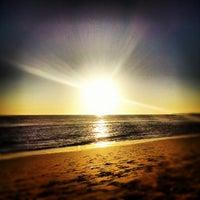 Photo taken at Playa los Bateles by FranCa on 8/6/2012