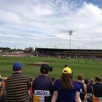 Photo taken at Blacktown International Sportspark by Lisa D. on 4/15/2012