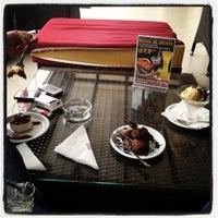 4/16/2012 tarihinde Ghaith B.ziyaretçi tarafından Franco Gelato & Caffè'de çekilen fotoğraf