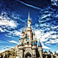 Photo taken at Disneyland® Paris by Melvin G. on 9/1/2012
