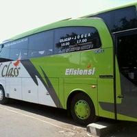 Photo taken at Terminal Bus Cilacap by Yosi Gravica R. on 8/22/2012