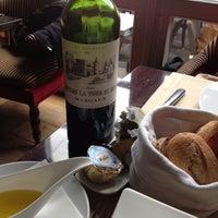 Foto tirada no(a) Brasserie De L'Europe por Alisa S. em 5/15/2012