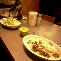 Photo taken at Chipotle Mexican Grill by Nathan V. on 3/24/2012