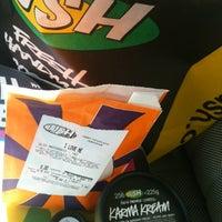 Photo taken at LUSH by Sergio S. on 5/26/2012
