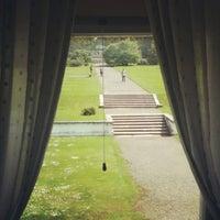 Photo taken at Fota Island Resort by Sarah O. on 7/7/2012