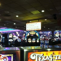 Photo taken at Cyber Quest - Coushatta Casino Resort by Alan F. on 4/16/2012