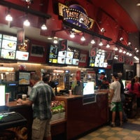 Photo taken at Cineplex Cinemas Fredericton by Fukala R. on 8/7/2012
