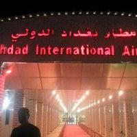 Photo taken at Baghdad International Airport (BGW) by Sergey M. on 8/8/2012