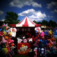 Photo taken at kelly miller circus by Jason K. on 6/8/2012
