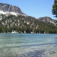 Photo taken at McLeod Lake by Sean H. on 6/7/2012