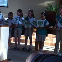 Photo taken at Covington Presbyterian Church by Bill B. on 5/22/2012